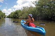 North Captiva Kayaking